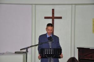 Introduction par le pasteur Mikko