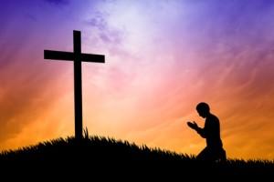 prière à la Croix