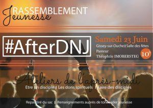 Rassemblement de jeunesse à Gissey-sur-Ouche le samedi 23 juin 2018
